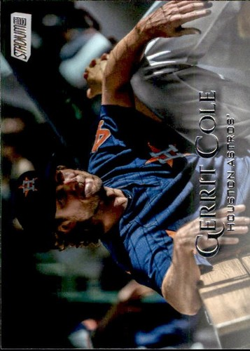 Photo of 2019 Stadium Club #111 Gerrit Cole