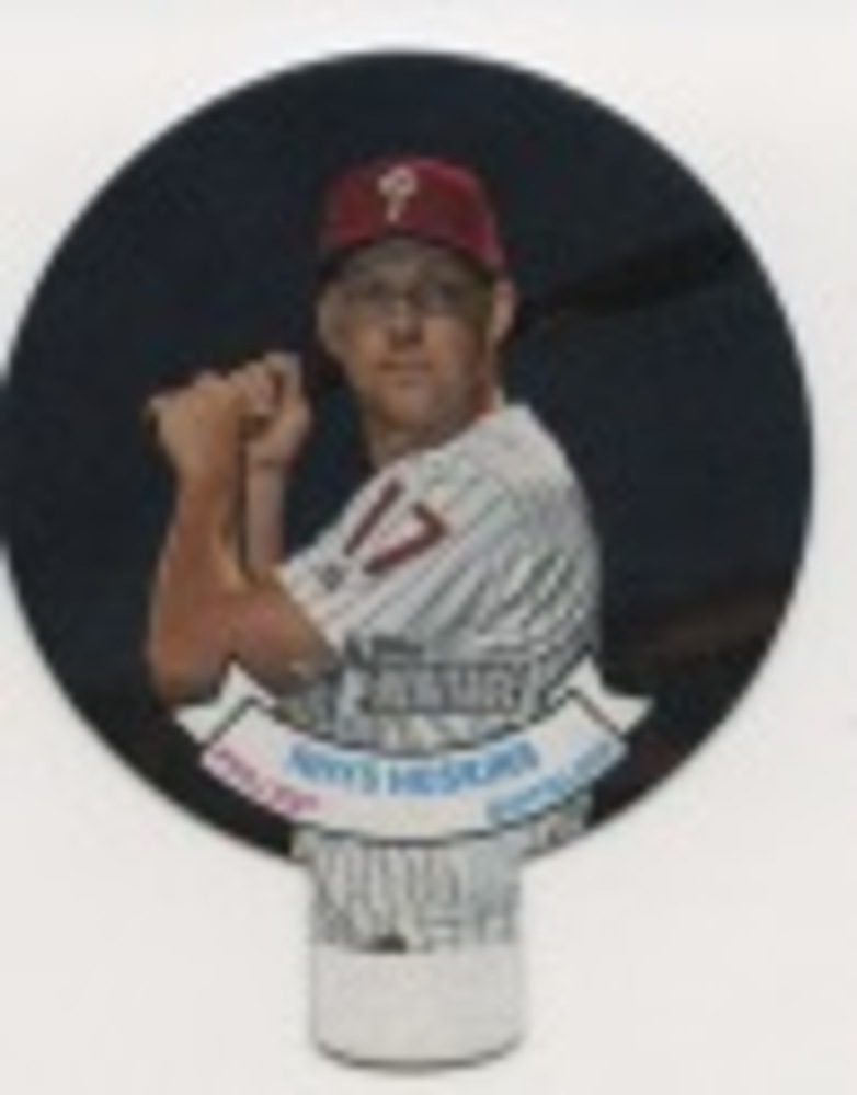 2019 Topps Heritage '70 Topps Candy Lids #29 Rhys Hoskins