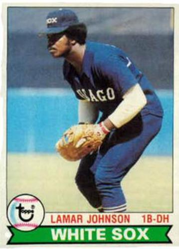 Photo of 1979 Topps #372 Lamar Johnson