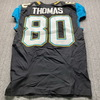 Jaguars - Julius Thomas Game Issued Jersey Size 44