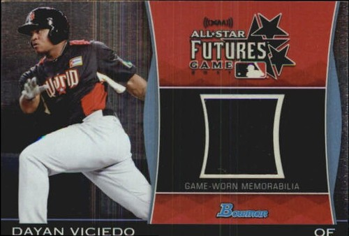 Photo of 2011 Bowman Draft Future's Game Relics #DV Dayan Viciedo