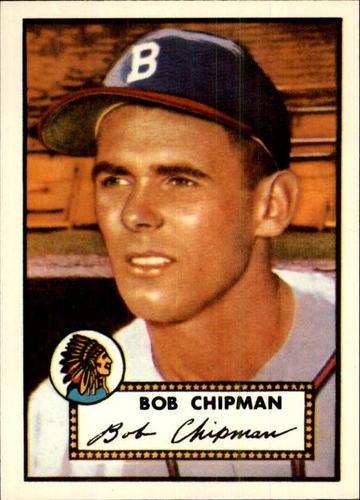 Photo of 1983 Topps 1952 Reprint #388 Bob Chipman