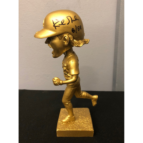 Photo of Kirk Gibson Foundation Auction: Limited Edition Kirk Gibson Autographed Bobblehead Number 8