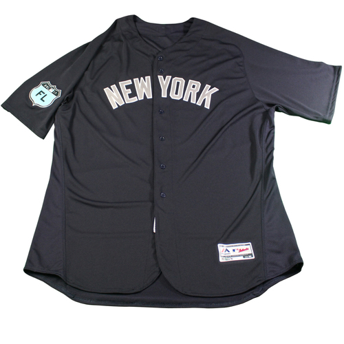 New York Yankees 2017 Spring Training Road Team Issued #52 Jersey (56)