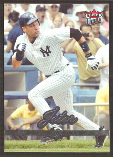 Photo of 2006 Ultra #174 Derek Jeter