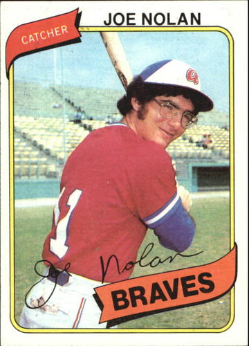 Photo of 1980 Topps #64 Joe Nolan