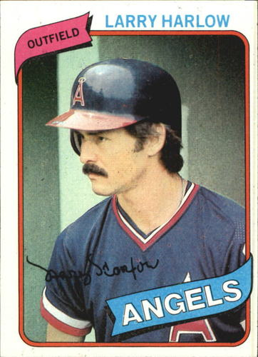 Photo of 1980 Topps #68 Larry Harlow