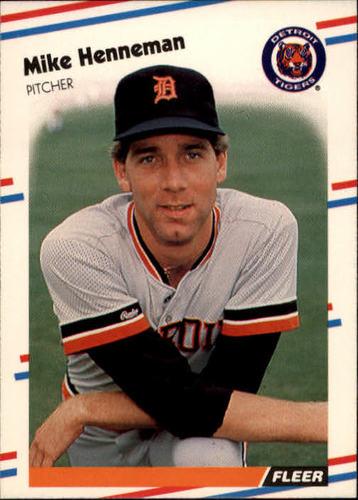 Photo of 1988 Fleer #57 Mike Henneman RC