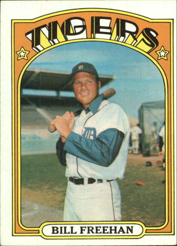 Photo of 1972 Topps #120 Bill Freehan