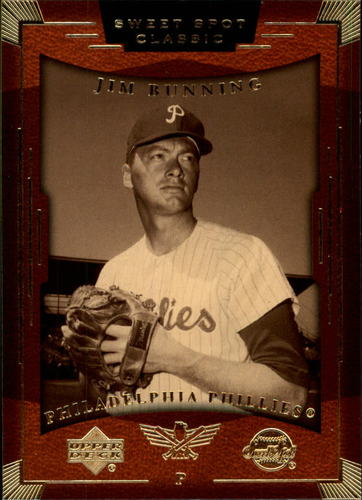 Photo of 2004 Sweet Spot Classic #39 Jim Bunning
