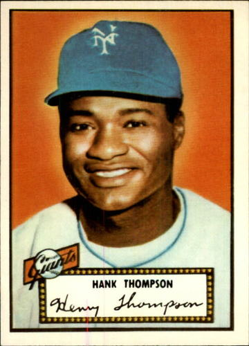 Photo of 1983 Topps 1952 Reprint #3 Hank Thompson