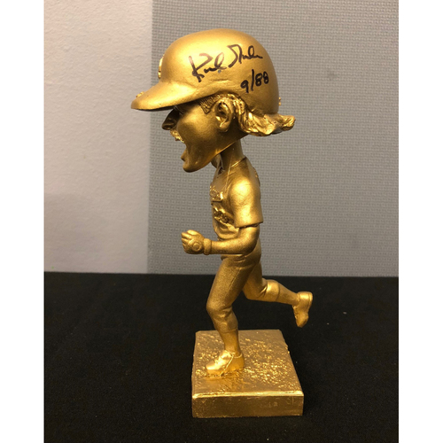 Photo of Kirk Gibson Foundation Auction: Limited Edition Kirk Gibson Autographed Bobblehead Number 9