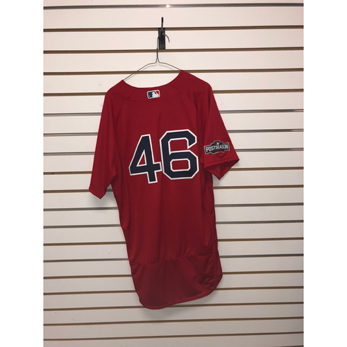 Photo of Craig Kimbrel Team Issued 2016 Home Alternate Jersey