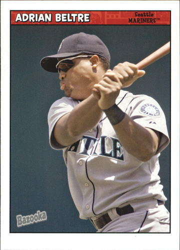 Photo of 2006 Bazooka #74 Adrian Beltre