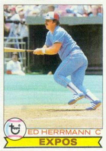 Photo of 1979 Topps #374 Ed Herrmann