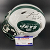 Jets - Leonard Williams Signed Proline Helmet