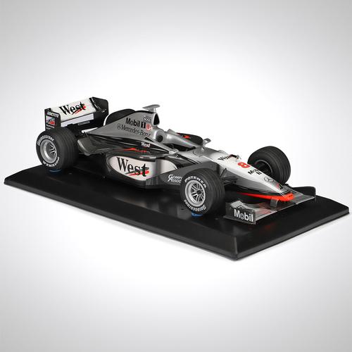 Photo of Mika Häkkinen 1998 1:8 Scale Model McLaren MP4/13 F1 Car