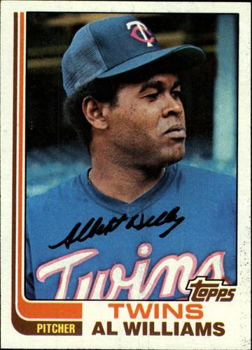 Photo of 1982 Topps #69 Al Williams