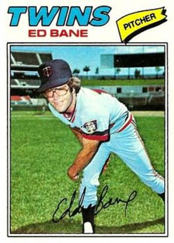 Photo of 1977 Topps #486 Ed Bane