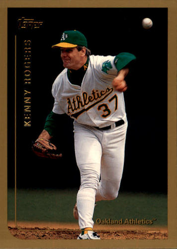 Photo of 1999 Topps #27 Kenny Rogers