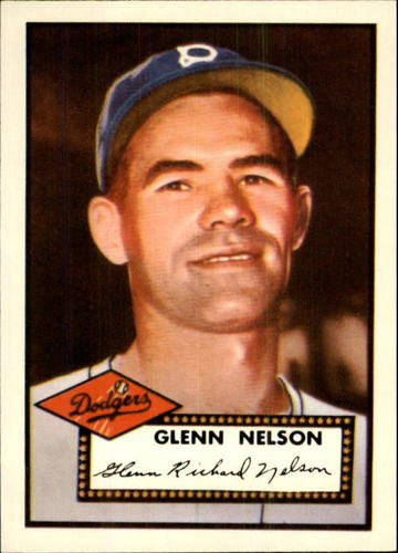 Photo of 1983 Topps 1952 Reprint #390 Rocky Nelson