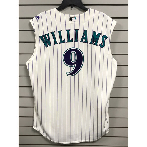 Photo of Matt Williams Team-Issued Throwback Jersey