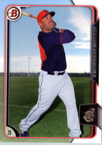 Photo of 2015 Bowman Draft #179 Nelson Rodriguez