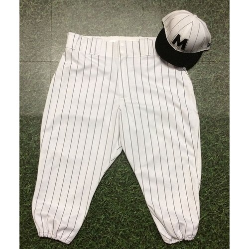 Photo of Brent Suter 2019 Authenticated Milwaukee Bears Uniform (Team-Issued Cap & Team-Issued Pants)