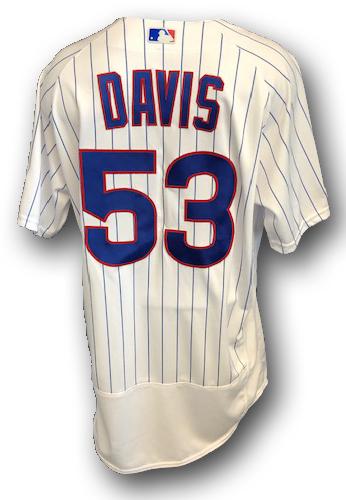 Photo of Taylor Davis Team-Issued Jersey -- 2019 Season -- Size 46