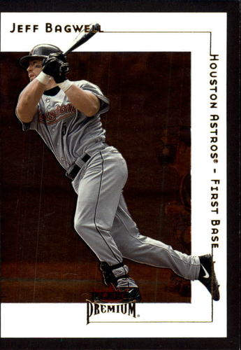 Photo of 2001 Fleer Premium #27 Jeff Bagwell