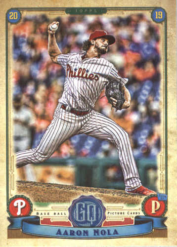 Photo of 2019 Topps Gypsy Queen #20 Aaron Nola