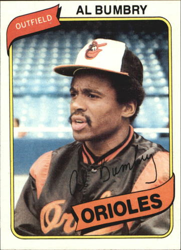 Photo of 1980 Topps #65 Al Bumbry