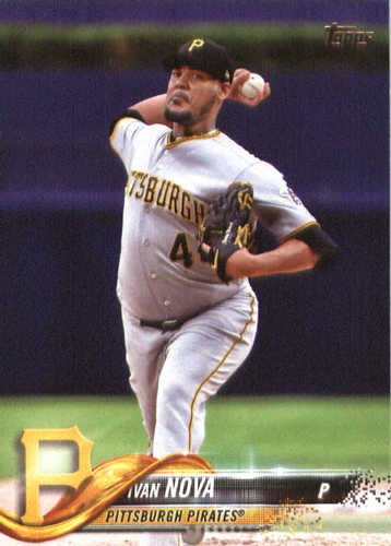 Photo of 2018 Topps #222 Ivan Nova