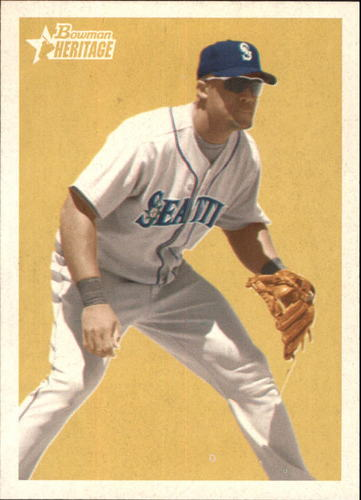 Photo of 2006 Bowman Heritage #134 Adrian Beltre