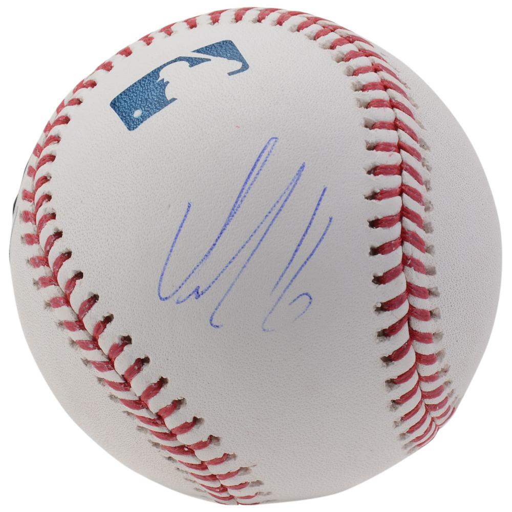 Aleksander Barkov Florida Panthers Autographed Baseball