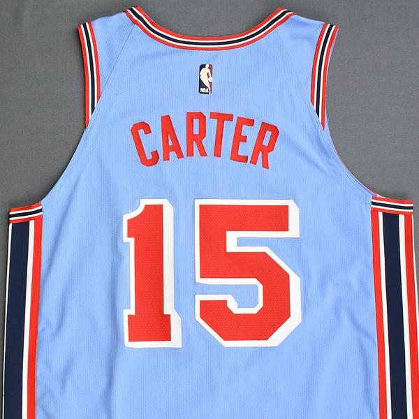 the best attitude 1d006 d5593 Vince Carter - Atlanta Hawks - 2018-19 Season - Game-Worn ...