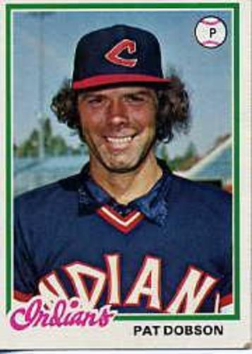 Photo of 1978 Topps #575 Pat Dobson