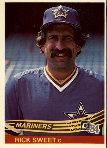 Photo of 1984 Donruss #196 Rick Sweet