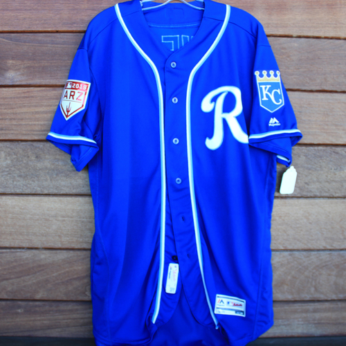 Photo of Team-Issued Jersey: Emmanuel Rivera (Size 48)