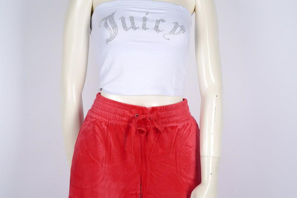 Photo of Juicy Couture Black Label Velour Malibu Pants