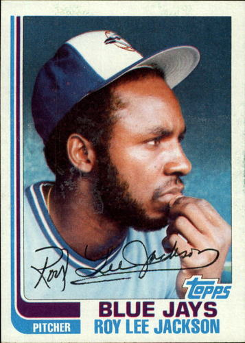 Photo of 1982 Topps #71 Roy Lee Jackson