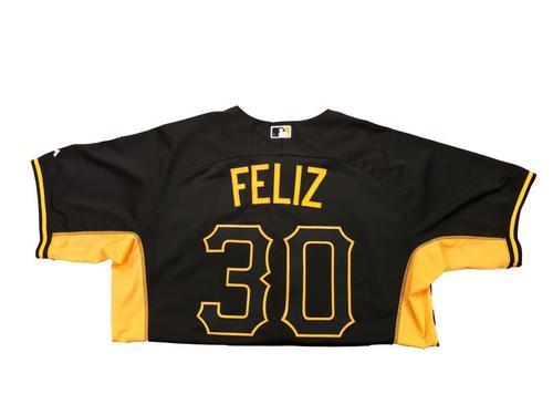Neftali Feliz Team-Issued 2016 Batting Practice Jersey
