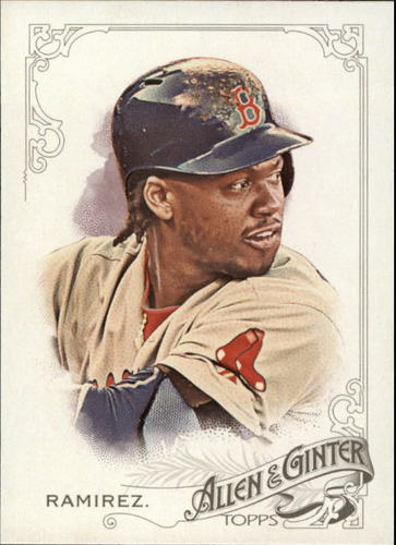 Photo of 2015 Topps Allen and Ginter #209 Hanley Ramirez