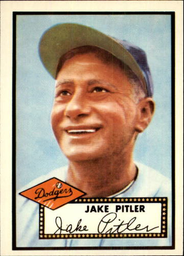 Photo of 1983 Topps 1952 Reprint #395 Jake Pitler CO