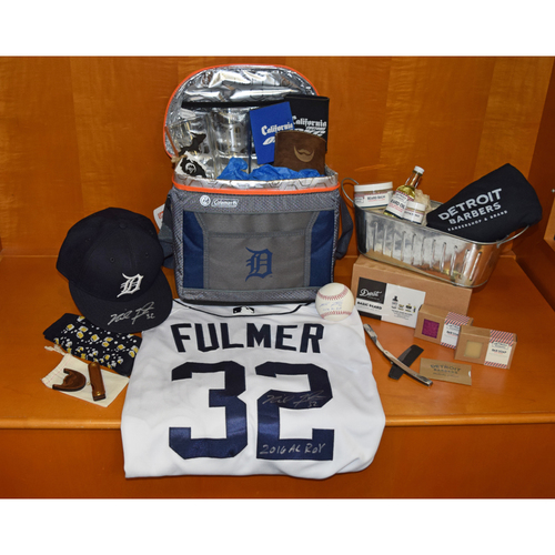 Photo of Michael Fulmer's Favorite Things: <i>Beard and Beverages Basket</i>
