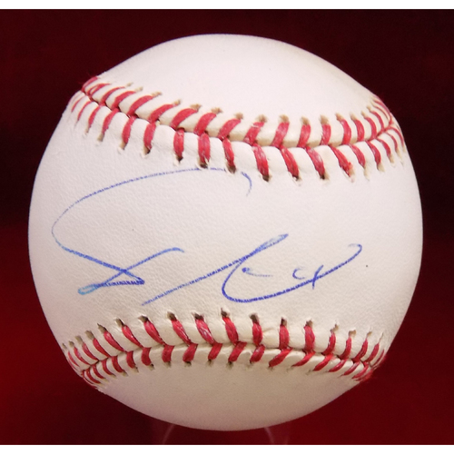 Photo of Yu Darvish Autographed Baseball