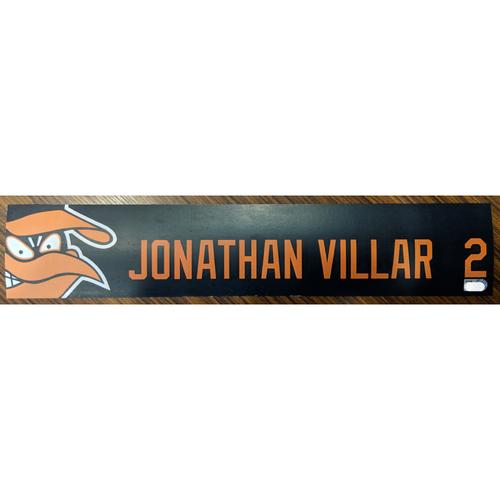 Photo of Jonathan Villar #2 - Locker Tag: Team-Issued