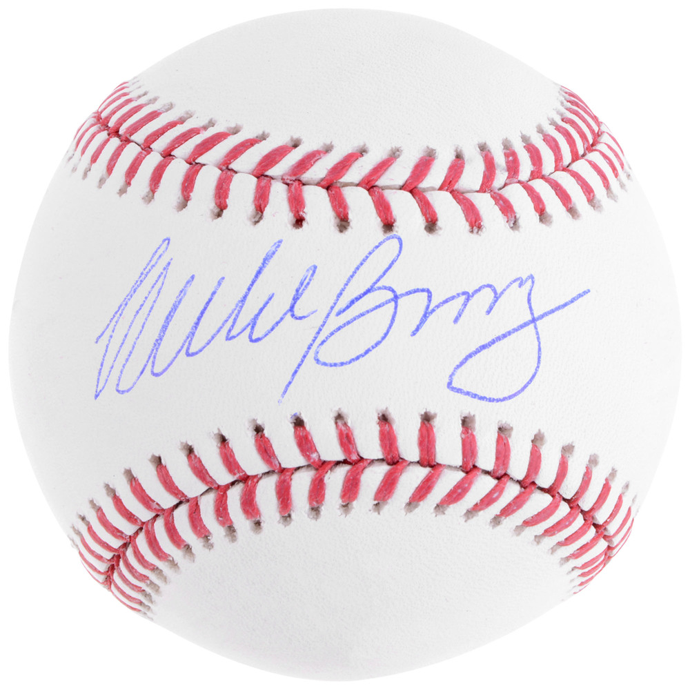 Mike Bossy New York Islanders Autographed Baseball