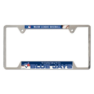 Toronto Blue Jays Metal License Plate Frame by WinCraft