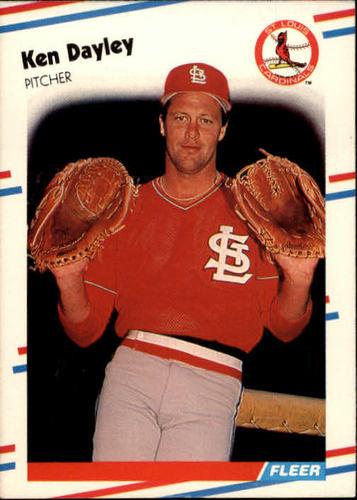 Photo of 1988 Fleer #30 Ken Dayley